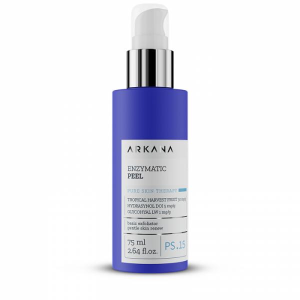 Arkana Peeling enzymatyczny 75 ml