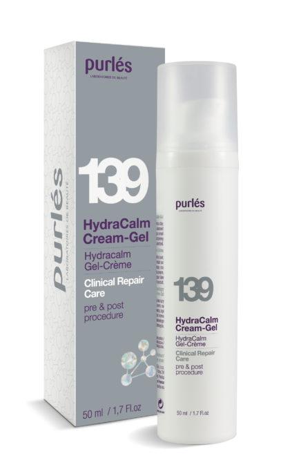Purles 139 HydraCalm Cream-Gel 50ml