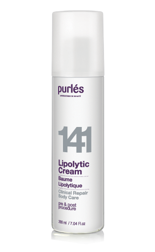 Purles 141 Lipolytic Cream 200 ml