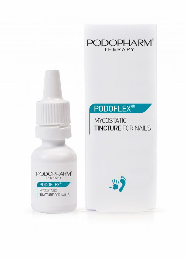 Podopharm PODOFLEX® Mykostatyczna tinktura do paznokci 10 ml