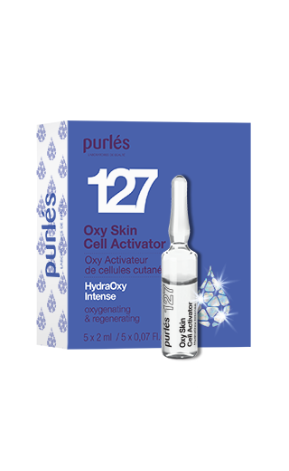 PURLES 127 OXY SKIN CELL ACTIVATOR OXY 5x2 ml