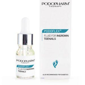 Podopharm PODOFLEX® Fluid na wrastające paznokcie 10 ml