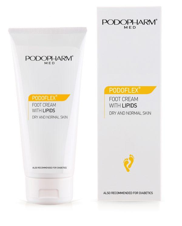 Podopharm PODOFLEX® Krem do stóp z lipidami 75 ml
