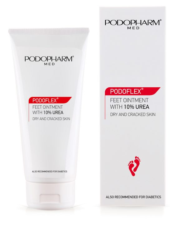 Podopharm PODOFLEX® Maść do stóp z mocznikiem 10% 75 ml