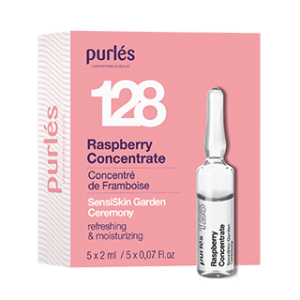 Purles 128 RASPBERRY CONCENTRATE Koncentrat malinowy