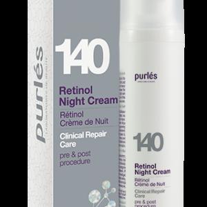 Purles 140 Retinol Night Cream 50ml