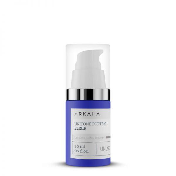 Arkana Elixir na przebarwienia z witaminą C w sferycznym nośniku 20 ml