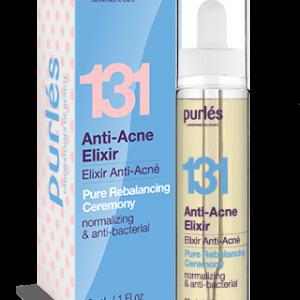 Purles 131 ANTI-ACNE ELIXIR Eliksir przeciwtrądzikowy 30ml