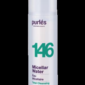 Purles 146 MICELLAR WATER Woda micelarna 200ml